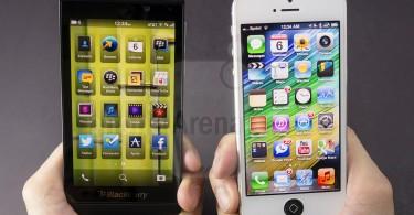 BlackBerry-Z1-vs-Apple-iPhone-5-011