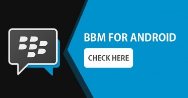 BlackBerry Messenger per Android, download versione 3_3_2_31