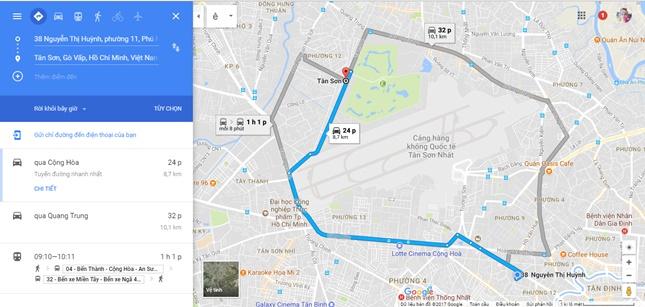 یک ترفند مفید در Google Maps که شاید شما نمیدانید؟؟ 4 1