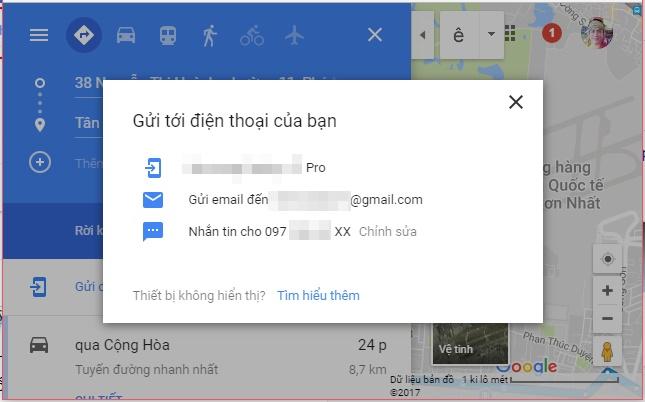 یک ترفند مفید در Google Maps که شاید شما نمیدانید؟؟ 5 1