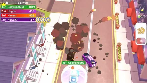 دانلود بازی Crash Club برای اندروید بلک بری – تخصصی ترین مرجع بلک بری 3 8