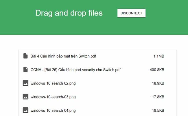 انتقال اطلاعات از PC به گوشی آسان و سریع توسط برنامه Portal 4 3