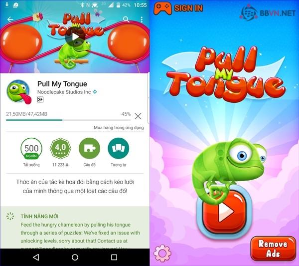 دانلود بازی Pull My Tongue برای بلک بری اندروید – تخصصی ترین مرجع بلک بری 2 4