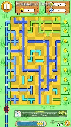 دانلود بازی Connect Water Pipes برای BB10 4 2