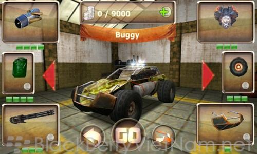 دانلود بازی Zombie Derby برای BB10 – تخصصی ترین مرجع بلک بری 3 4